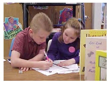 classwide peer tutoring Start studying exceptional children chapter 2 learn vocabulary class-wide peer tutoring model involving reading and responding to items on teacher-made study.